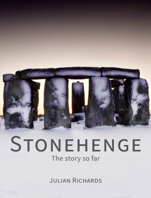 La couverture de Stonehenge The Story So Far
